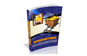 Opportunity Miner Edition 2