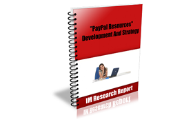 PayPal Resources Development and Strategy