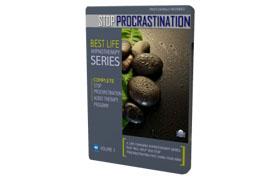 Stop Procrastinating Audio Collection