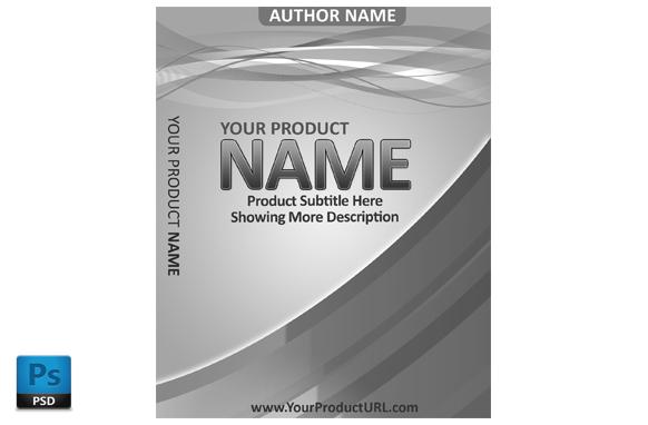 PSD Premade Ebook Cover Template Edition 35