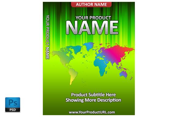 PSD Premade Ebook Cover Template Edition 37