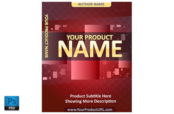 PSD Premade Ebook Cover Template Edition 42