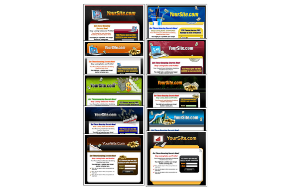 10 HTML Templates