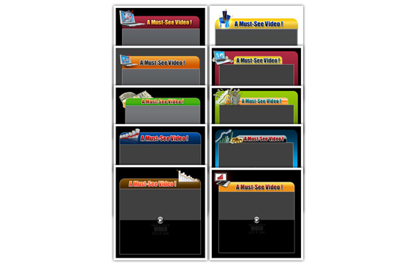 10 HTML Video Skins