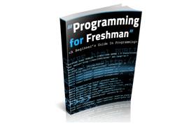 Programming For Freshmans