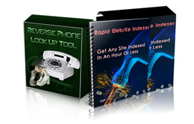Rapid Website Indexer and Tools