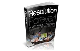 Resolution Forever