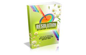 Resolution Retention Strategies