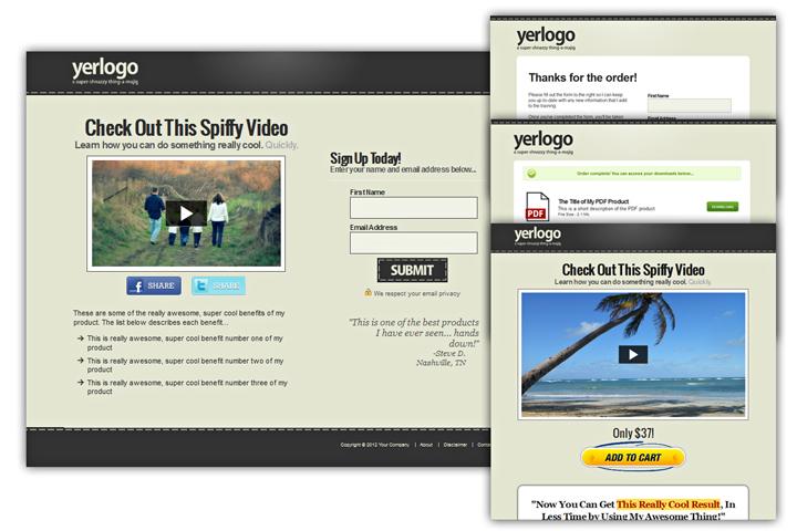 Pro Marketing HTML Templates