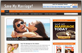Save My Marriage WP Theme