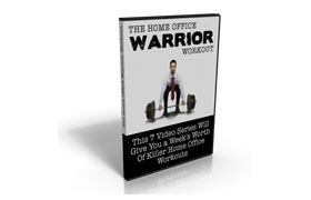 The Home Office Warrior Workout