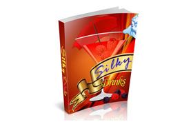 Silky Drink HTML Website Ebook Template