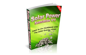 Solar Power Sensation V1