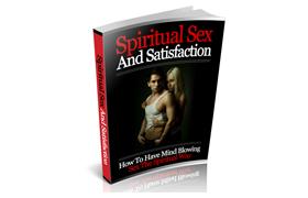 Spiritual Sex And Satisfaction