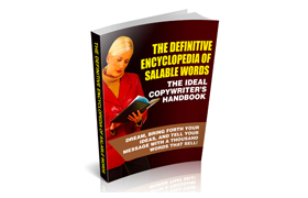 The Definitive Encyclopedia Of Salable Words