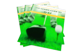 The Newbie Guide To Golf