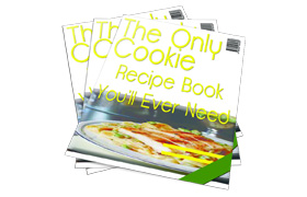 The Only Cookie Recipe Book