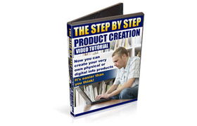 The Step By Step Product Creation