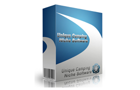 Unique Camping Niche Software