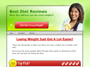 Green Diet WP Theme