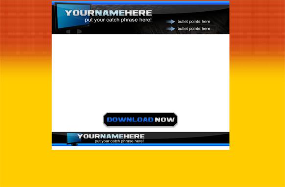 HTML Web Template Vol 2