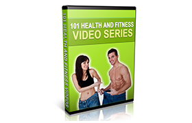 101 Health and Fitness Videos and Audio Collection