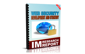 Web Security Development and Strategy