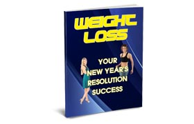 Weight Loss – New Years Resolution Success