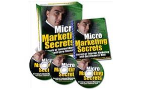 Micro Marketing Secrets