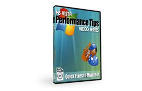 MS Vista Performance Tips