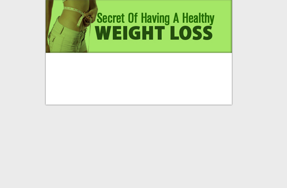 Weight Loss HTML PSD Template