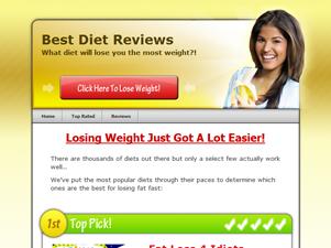 Yellow Diet WP Theme