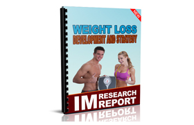 Weight Loss Development and Strategy