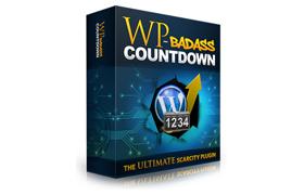 WP Bad Ass Countdown Plugin