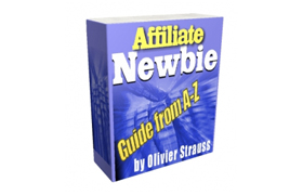 Affiliate Newbie Guide From A-Z