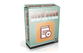 Blog Book WP Plugin
