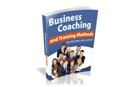Business Coaching and Training Methods