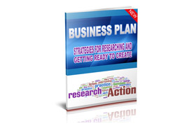 Business Plan – Strategies for Researching