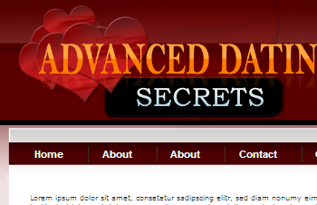 Advance Dating WP Theme and PSD