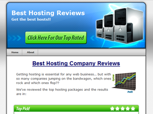Best Hosting WP Review Theme