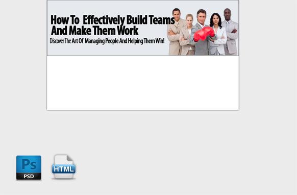 Build Team HTML PSD Template