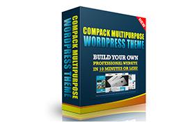 Compack Multipurpose WordPress Theme