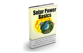 Solar Power Basics