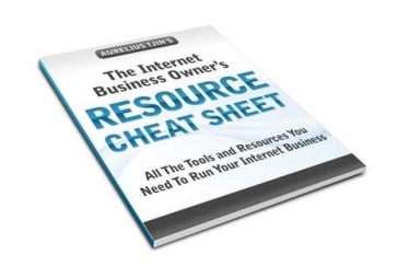 The Internet Business Owers Resource Cheat Sheet