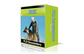 Dogs PLR Newsletters