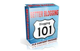 Better Blogging 101