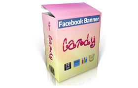 Facebook Banners PSD PNG Candy