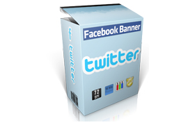Facebook Banners PSD PNG Twitter