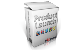YouTube PSD PNG Backgrounds Product Launch
