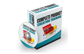 Complete Product Creation Training